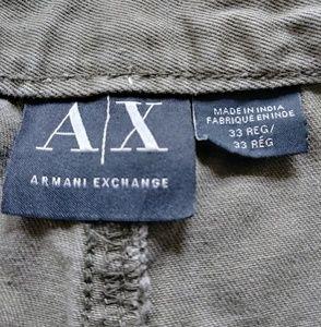 Armani Exchange Pants - Armani Exchange